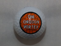 Oregon Vortex Golf Ball